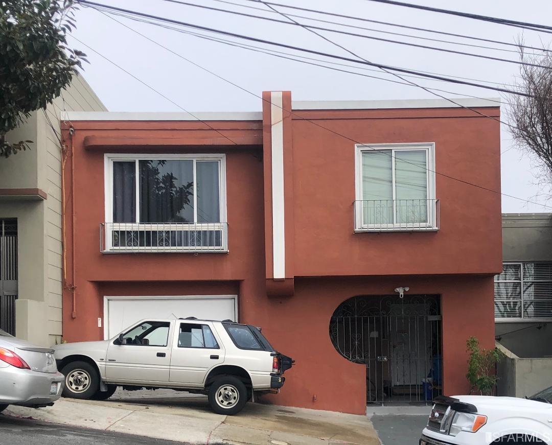 Listing 498618 : 1522  Felton Street, San Francisco, CA, 94134  (photo 2)