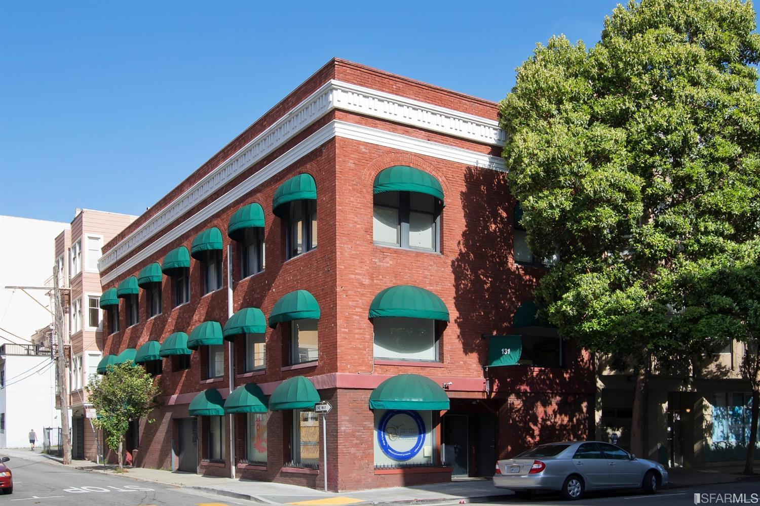 Compass Commercial is proud to present the opportunity to acquire the 100% fee simple interest in 131 Franklin Street, in San Francisco's highly coveted Hayes Valley District. 131 Franklin Street consists of approximately 9,580 square feet across three floors and includes a fully finished ground level. 131 Franklin is located on the northwest corner of Franklin Street and Hickory Street in the very desirable Hayes Valley Neighborhood of San Francisco. 131 Franklin Street is in close proximity to public transportation and is located on the highly trafficked Franklin Street which provides significant brand visibility.