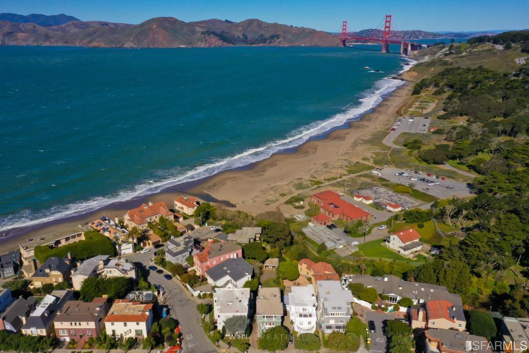 Listing 504432 : 10  Sea Cliff Avenue, San Francisco, CA, 94121  (photo 13)