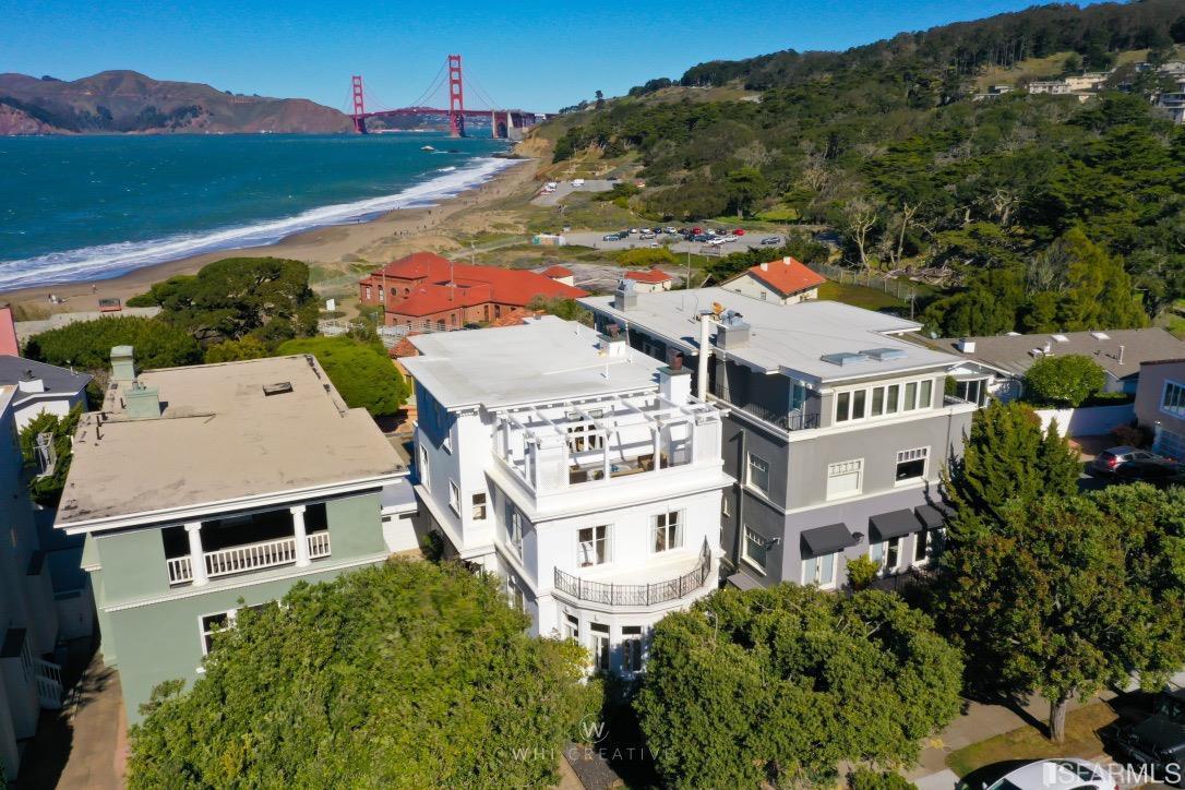 Listing 504432 : 10  Sea Cliff Avenue, San Francisco, CA, 94121  (photo 14)