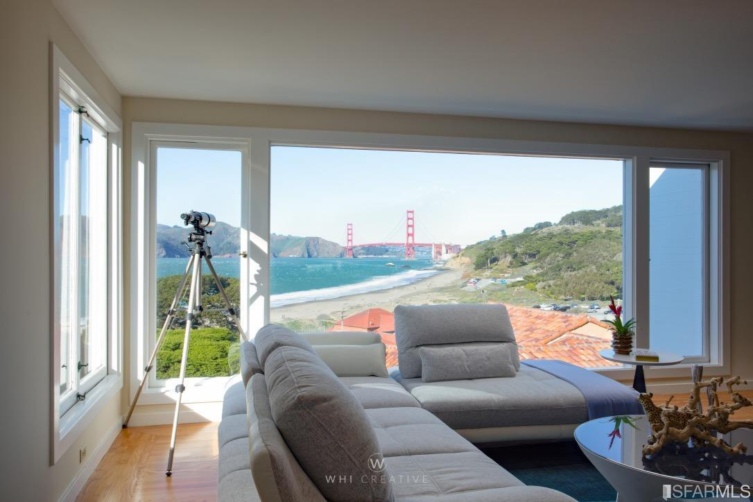 Listing 504432 : 10  Sea Cliff Avenue, San Francisco, CA, 94121  (photo 6)