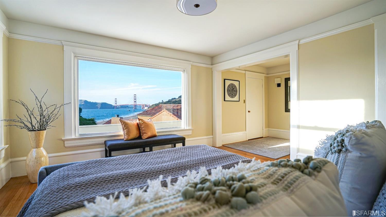 Listing 504432 : 10  Sea Cliff Avenue, San Francisco, CA, 94121  (photo 9)