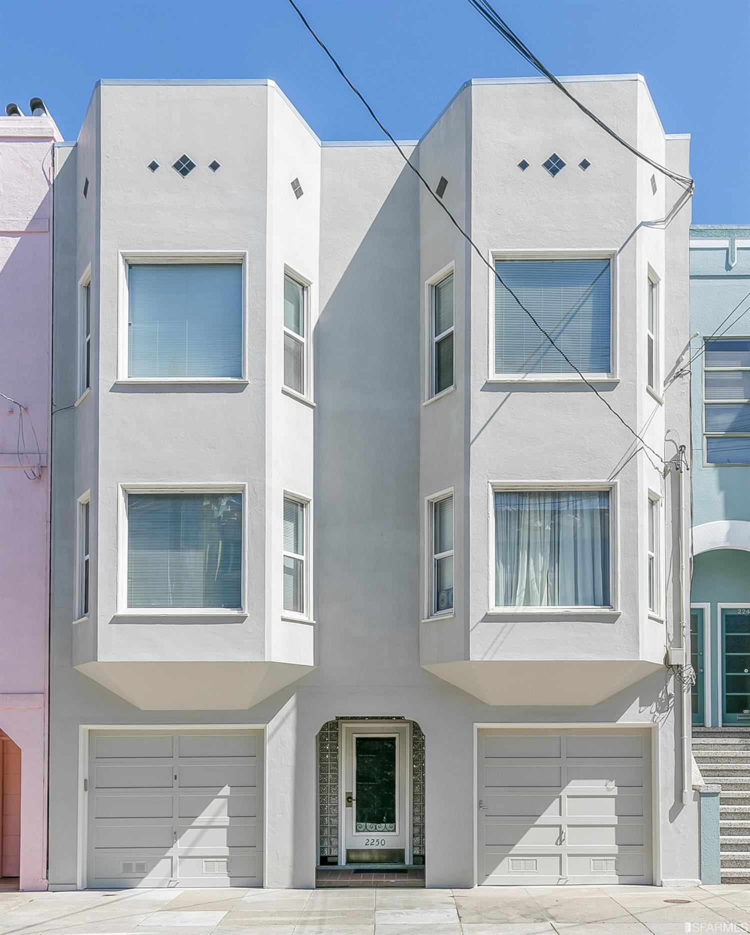 Listing 507854 : 2250  Greenwich Street, San Francisco, CA, 94123  (photo 1)