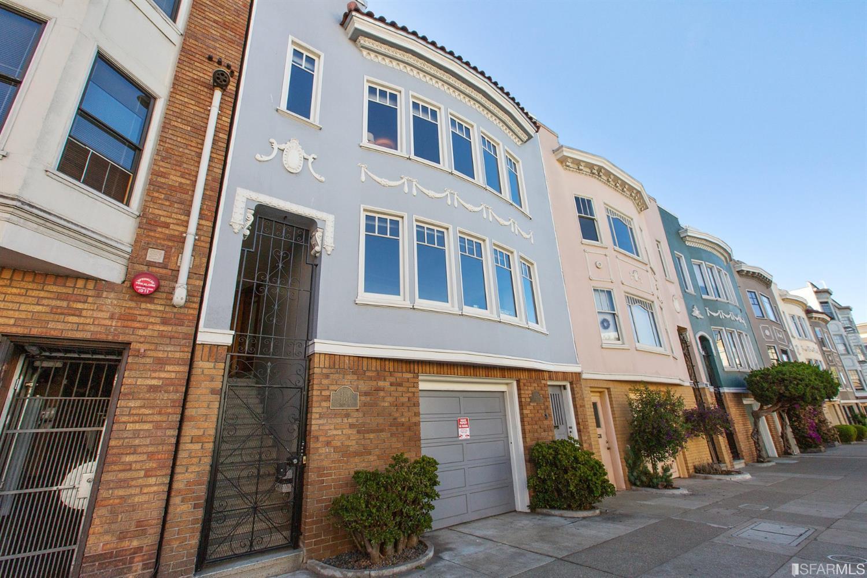 Listing 508543 : 3321-3323  Scott Street, San Francisco, CA, 94123  (photo 3)