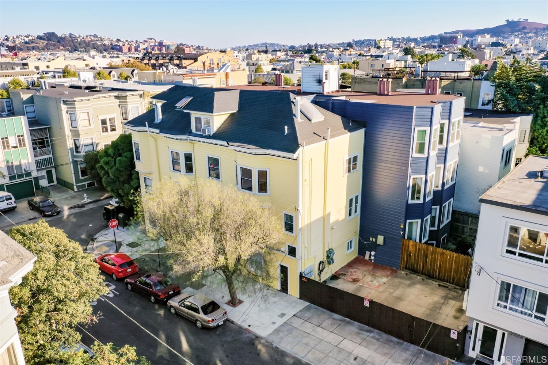 Listing 509303 : 150-154  Albion Street, San Francisco, CA, 94110  (photo 3)