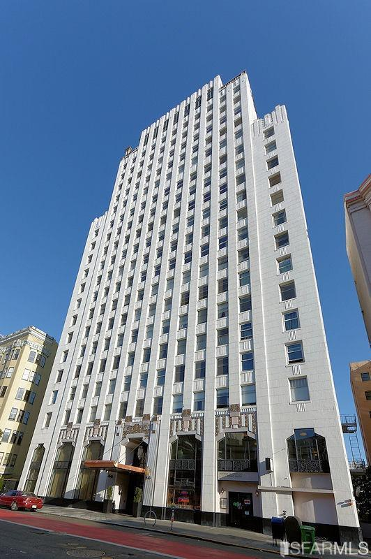 Listing 510541 : 631  Ofarrell Street 1511, San Francisco, CA, 94109  (photo 37)