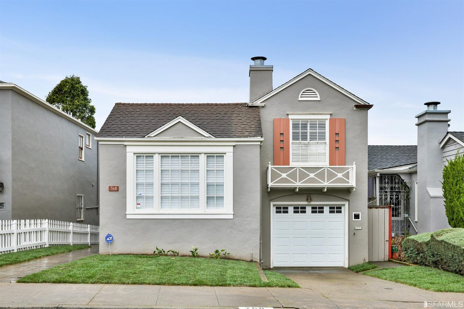 Listing 511844 : 768  Junipero Serra Boulevard, San Francisco, CA, 94127  (photo 1)