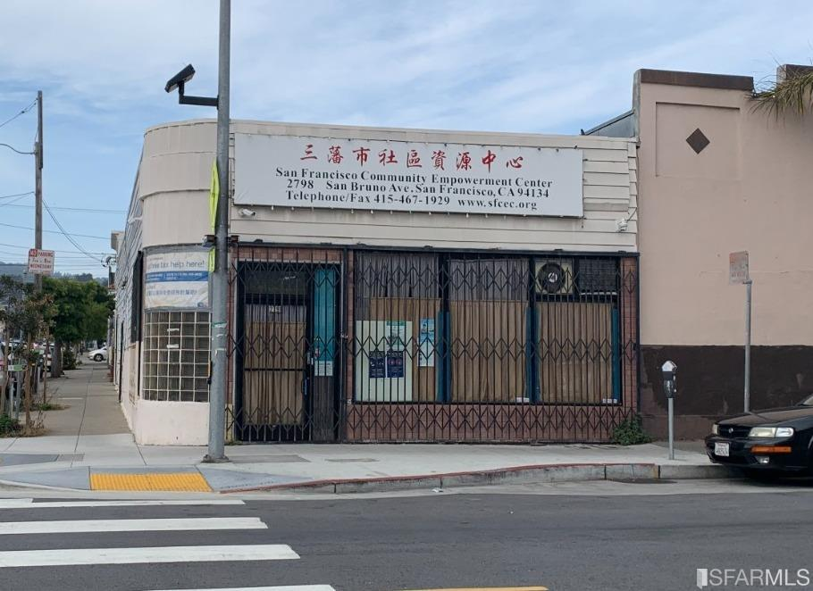 Listing 511964 : 2798  San Bruno Avenue, San Francisco, CA, 94134  (photo 1)