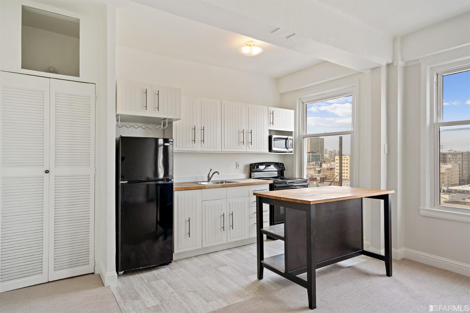 Listing 512226 : 631  Ofarrell Street 1604, San Francisco, CA, 94109  (photo 12)