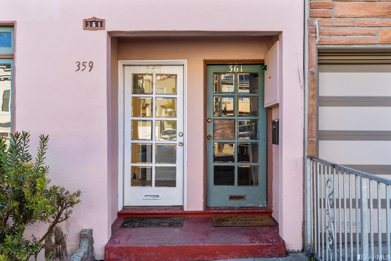 Listing 514238 : 359-361  Hearst Avenue, San Francisco, CA, 94112  (photo 8)