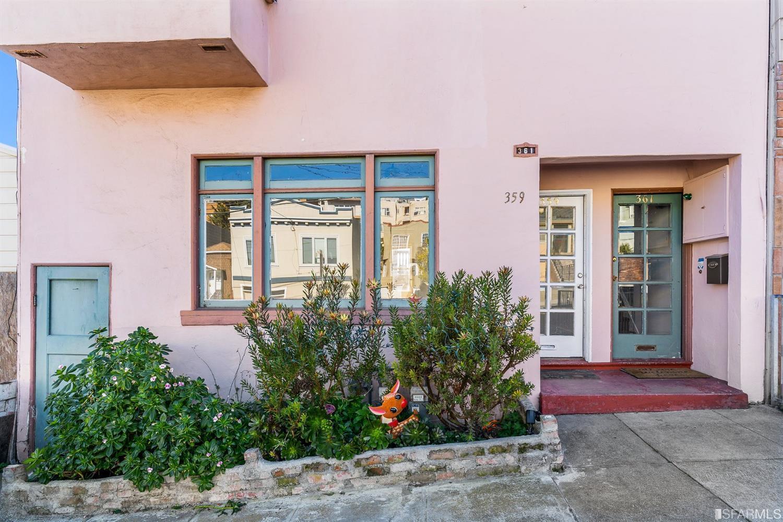 Listing 514238 : 359-361  Hearst Avenue, San Francisco, CA, 94112  (photo 5)