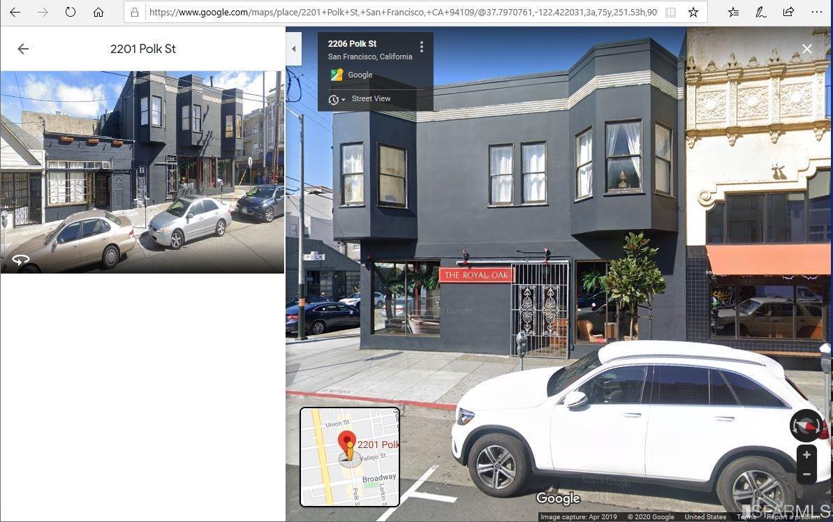 Listing 514454 : 2201  Polk Street, San Francisco, CA, 94109  (photo 21)