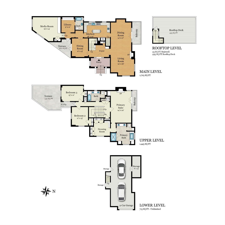 Listing 514807 : 170  Upper Terrace , San Francisco, CA, 94117  (photo 49)