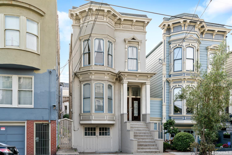 Listing 514708 : 1701-1703  Broderick Street, San Francisco, CA, 94115  (photo 1)