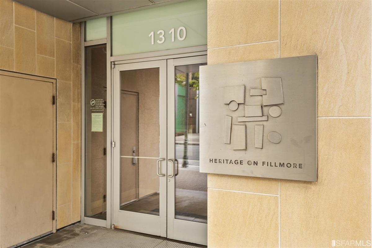 Listing 421519574 : 1310  Fillmore Street 701, San Francisco, CA, 94115  (photo 2)