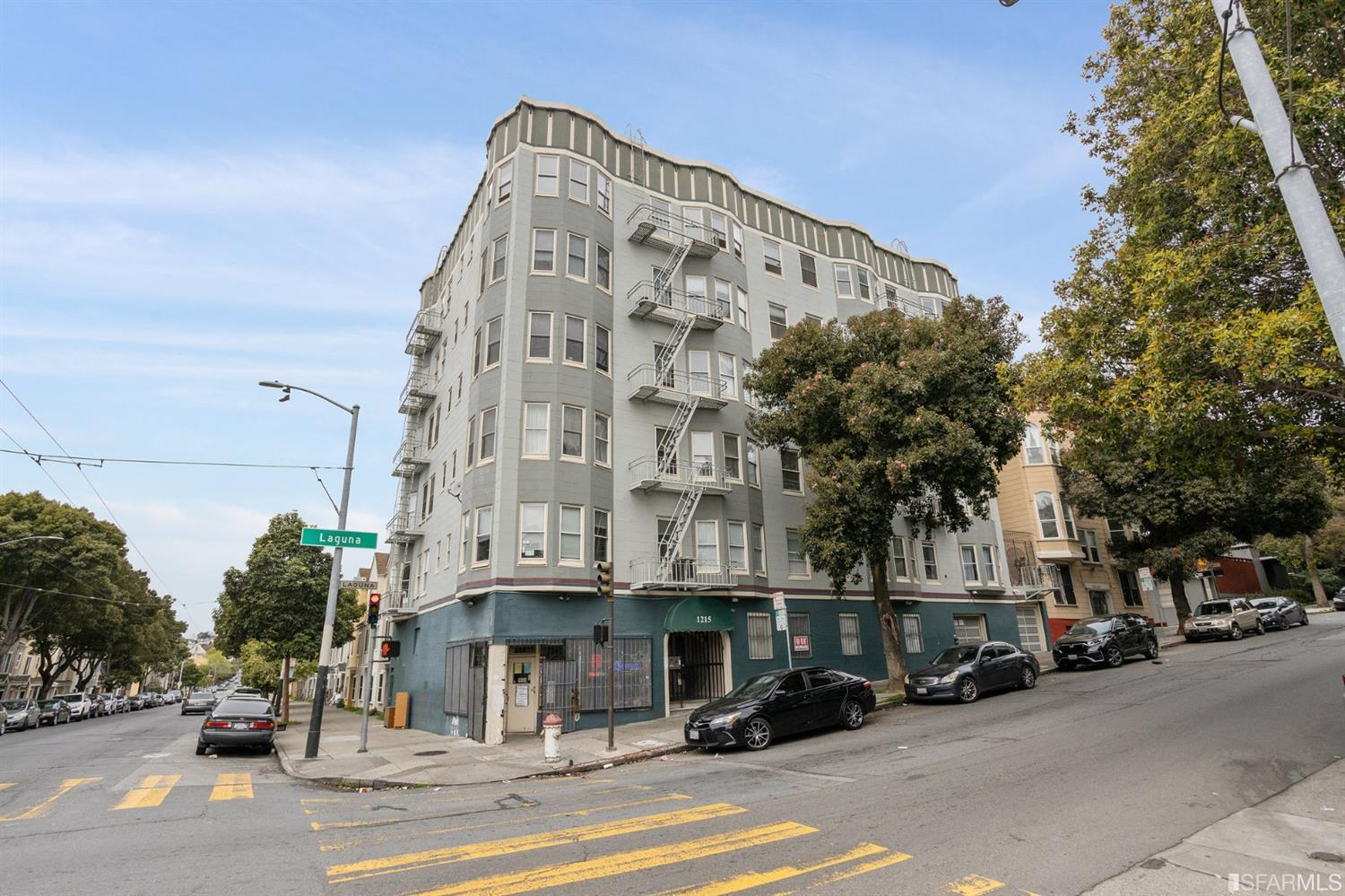 Listing 421523320 : 1201  Laguna Street, San Francisco, CA, 94115  (photo 8)