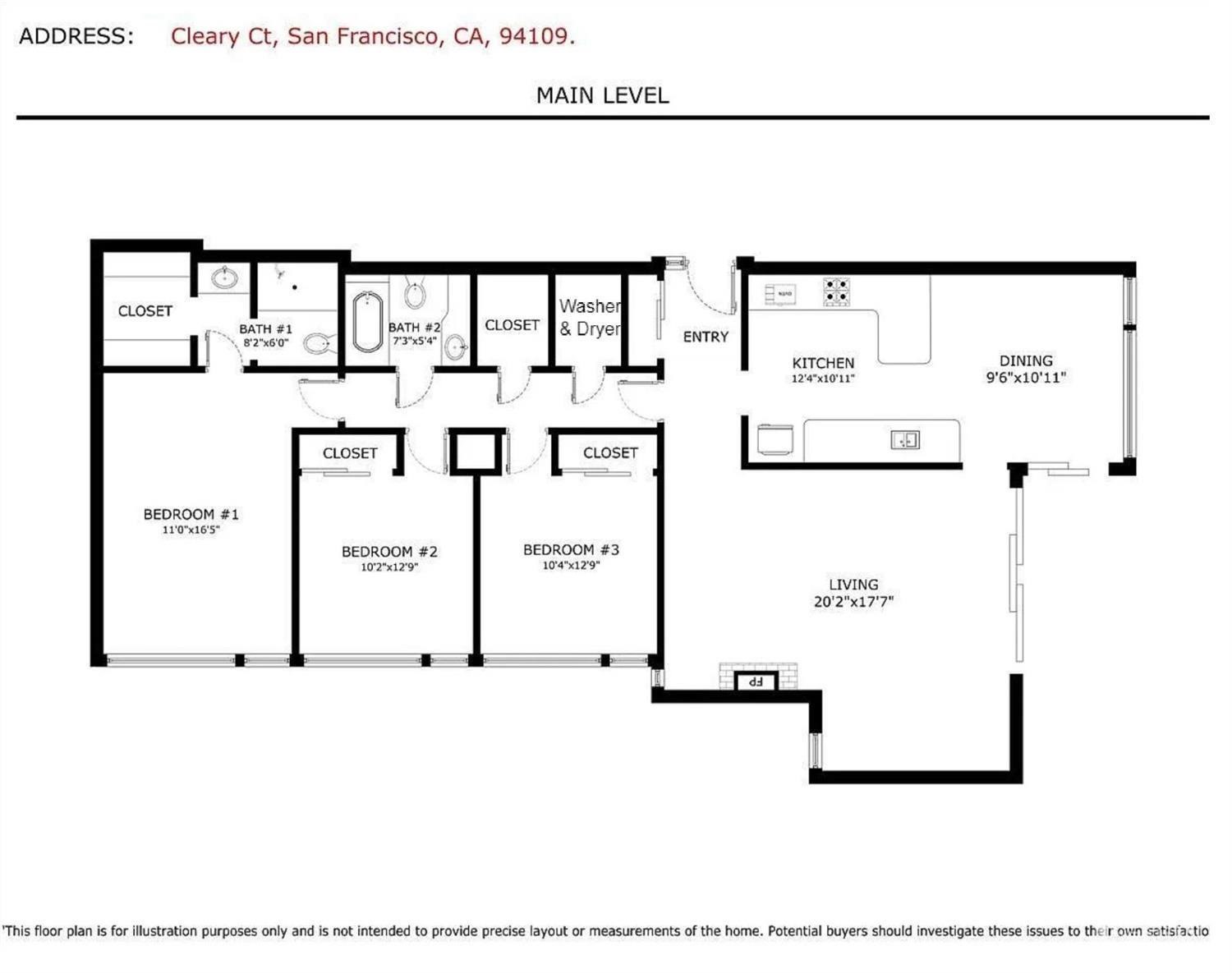Listing 421531375 : 45  Cleary Court 4, San Francisco, CA, 94109  (photo 27)