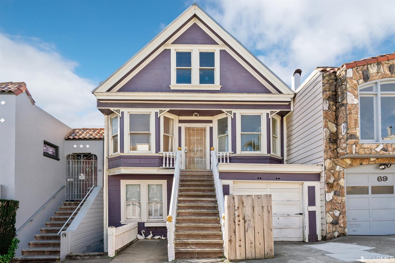 Listing 421535318 : 65-67  Joost Avenue, San Francisco, CA, 94131  (photo 1)