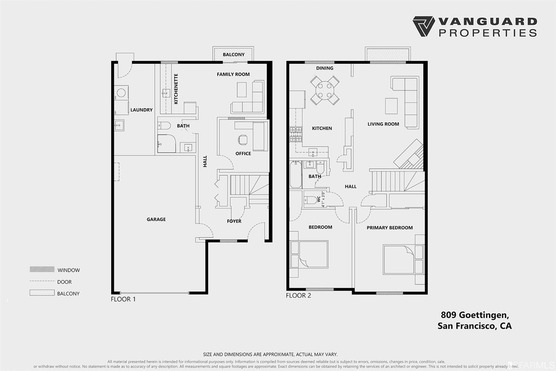 Listing 421528439 : 809  Goettingen Street, San Francisco, CA, 94134  (photo 31)