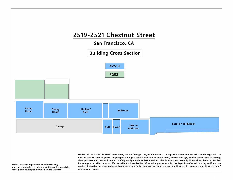 Listing 421536417 : 2519  Chestnut Street, San Francisco, CA, 94123  (photo 50)