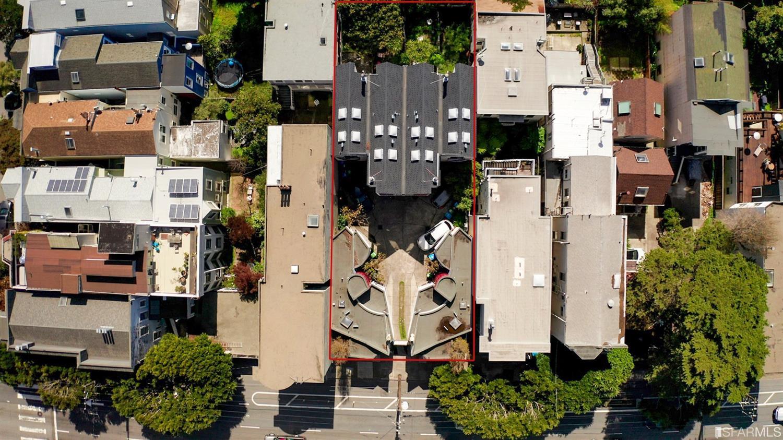 Listing 421535433 : 1031-1039  Oak Street, San Francisco, CA, 94117  (photo 2)