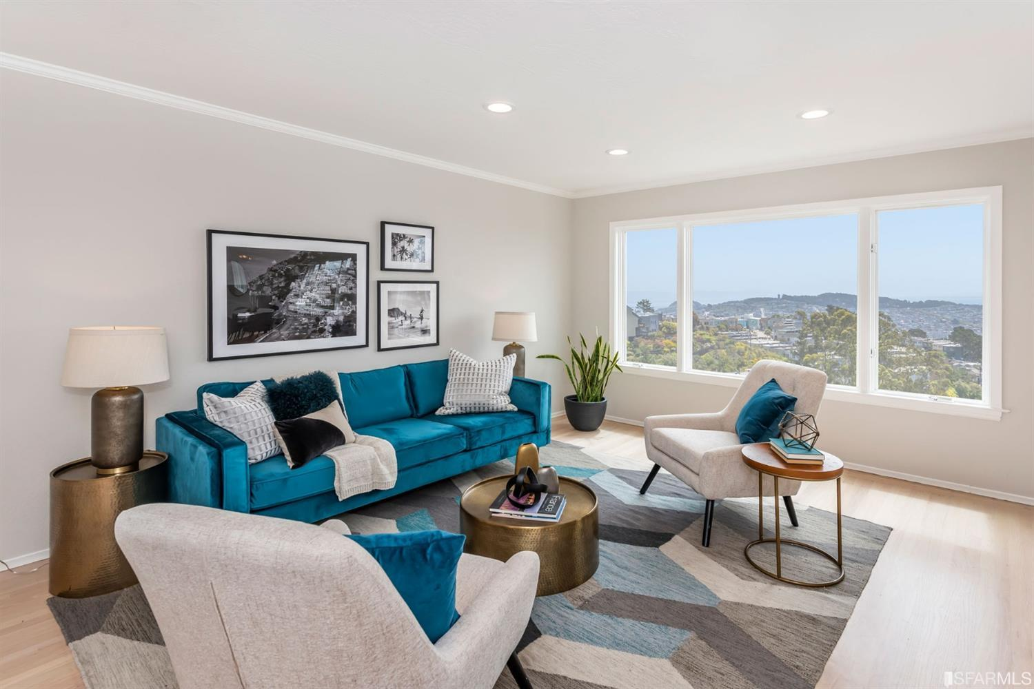 Listing 421537143 : 130  Stanford Heights Avenue, San Francisco, CA, 94127  (photo 2)