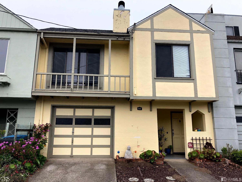 Listing 421570586 : 815  Pacheco Street, San Francisco, CA, 94116  (photo 1)