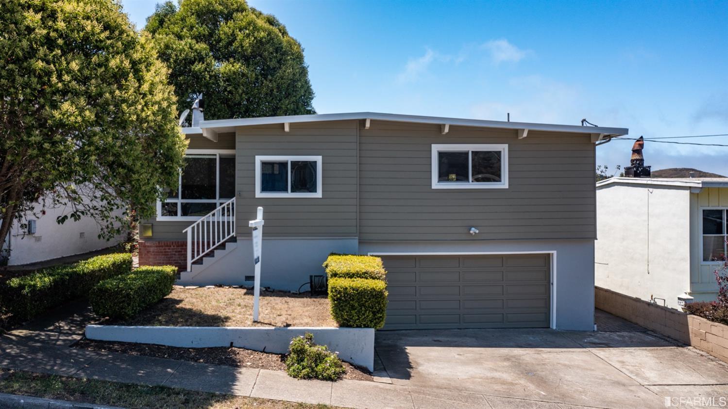 Photo of 238 Hillside Drive, Pacifica, CA 94044