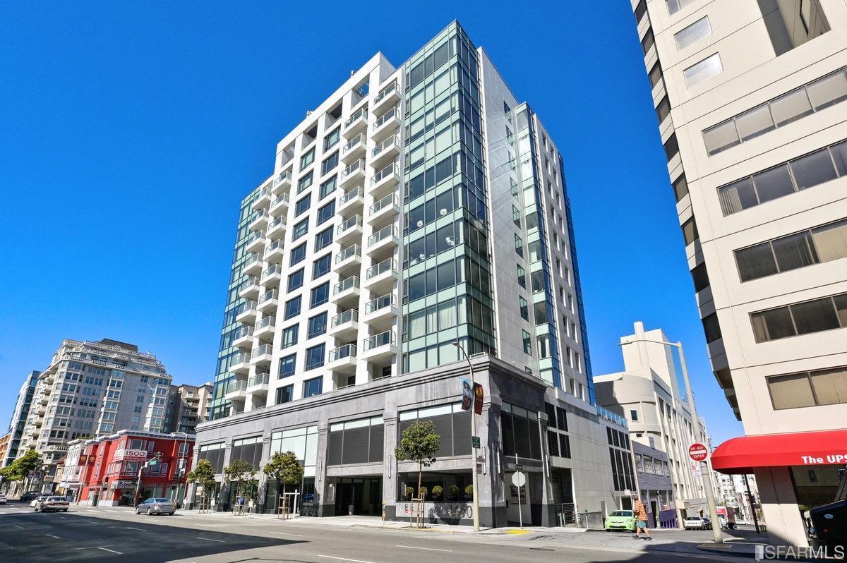 Listing 421580197 : 1450  Franklin Street 606, San Francisco, CA, 94109  (photo 2)