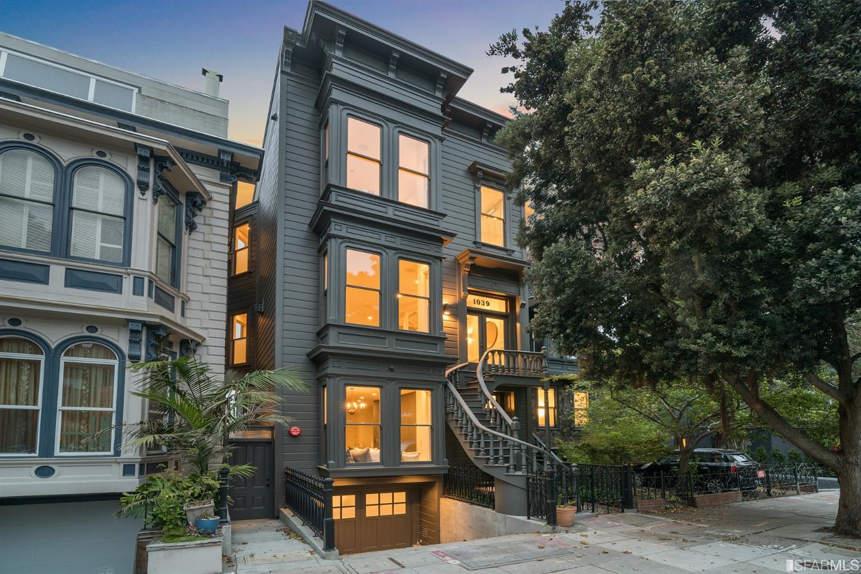 Listing 421595396 : 1039-1041  Green Street, San Francisco, CA, 94133  (photo 1)